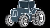 Трактора и сельскохозяйственные машины