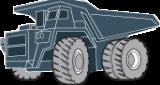 Автомобили большой и особо большой грузоподъемности